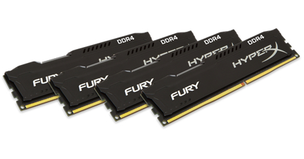 Kingston HyperX Fury DDR4