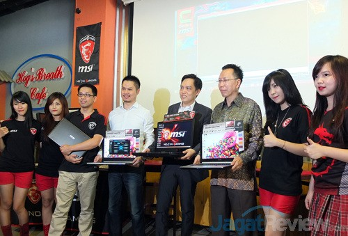 MSI Notebook Launch Event 01