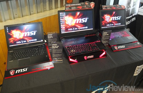 MSI Notebook Launch Event 03