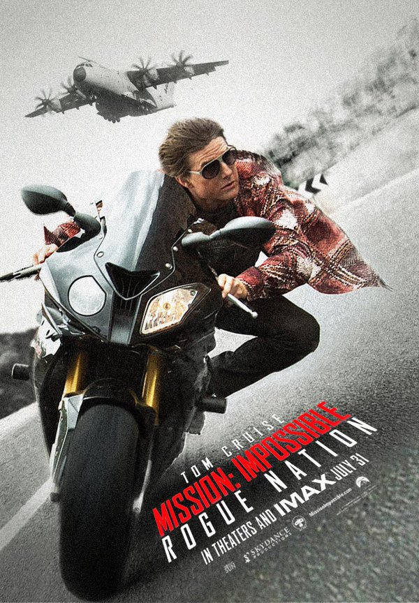 Movie Trend Mission Impossible Rogue Nation That inspiration @KoolGadgetz.com