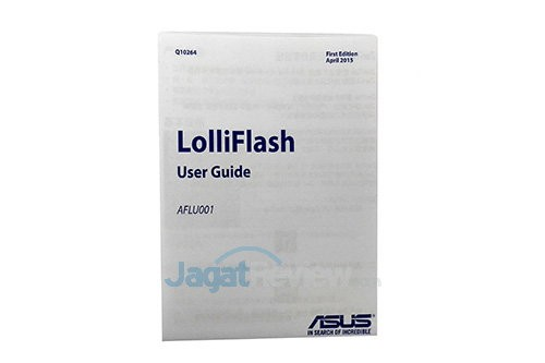 ASUS Lolliflash - Manual