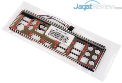 Gigabyte Z170X-Gaming G1 Backpanel IO Shield 01