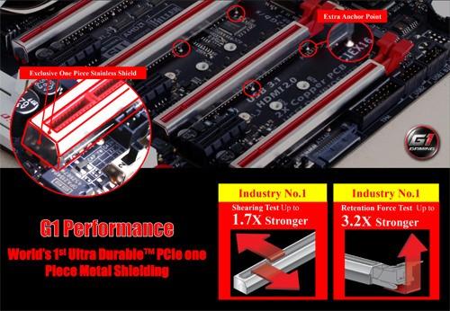 Gigabyte Z170X-Gaming G1 PCIe