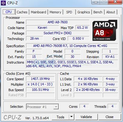 HP EliteDesk 705 G1 CPUZ 01