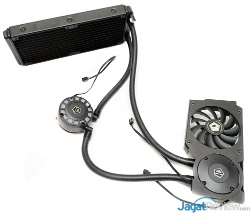 ID-Cooling Hunter Duet 7