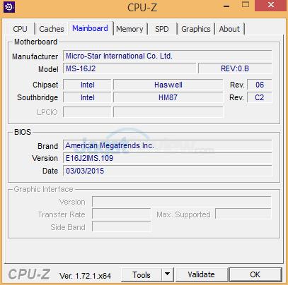 MSI Prestige PE60 2QE CPUZ 03