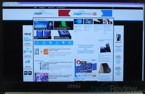 MSI Prestige PE60 2QE Desktop_True Color Mode 05 Office