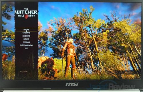 MSI Prestige PE60 2QE In-Game_True Color Mode 01 Gamer