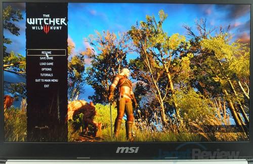 MSI Prestige PE60 2QE In-Game_True Color Mode 03 sRGB