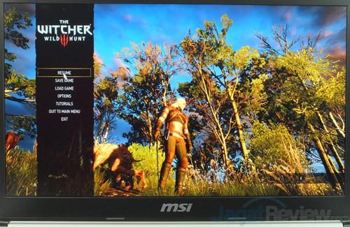 MSI Prestige PE60 2QE In-Game_True Color Mode 06 Movie