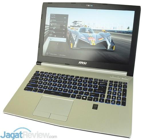 MSI Prestige PE60 2QE Notebook v2