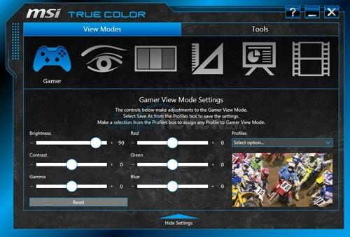 MSI Prestige PE60 2QE True Color 01