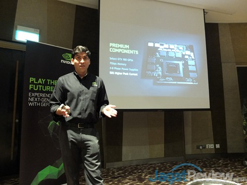 NVIDIA GeForce GTX 980 ''Notebook Edition'' Event