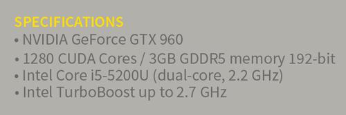 New 960 Spec