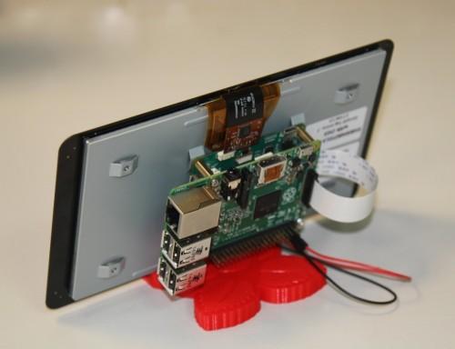 Rasberry Pi Touch2