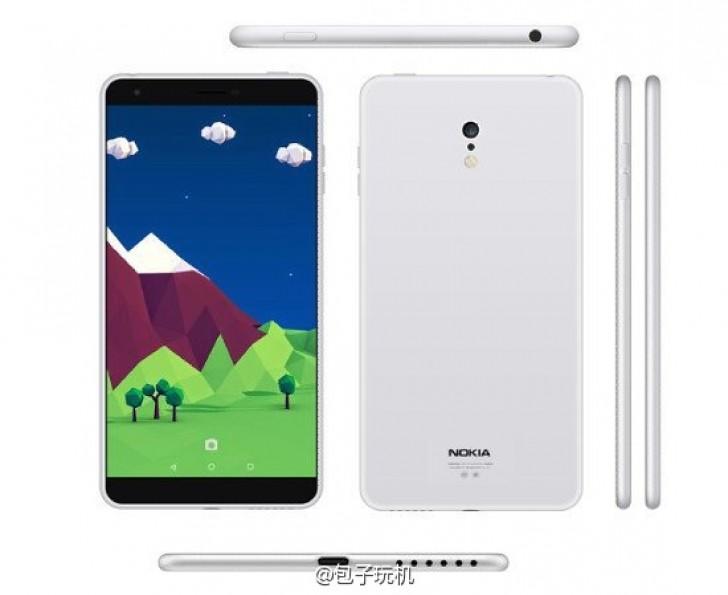 Bocoran Wujud Smartphone Nokia Berbasis Android