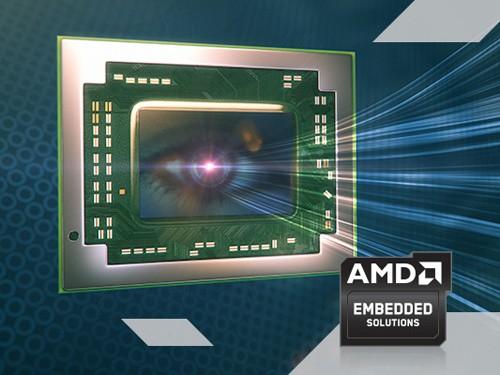 AMD R Series Merlin Falcon
