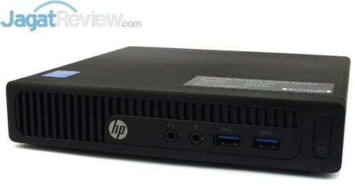 HP 260 G1 DM Front Side
