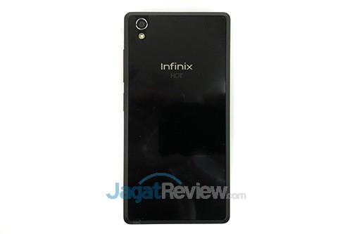 Infinix Hot 2 - Bagian Belakang
