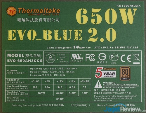 Thermaltake Blue Evo 15