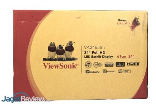 Viewsonic VA2465Sh - 01