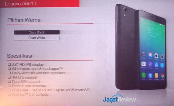 Ini Dia Dua Ponsel Pertama Lenovo Yang Dirakit Di