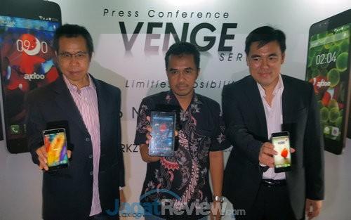 Launching Axioo Venge (1)