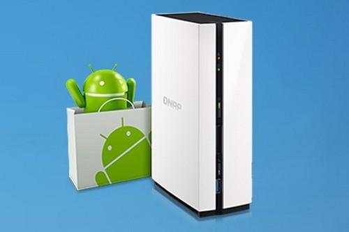 QNAP Android NAS