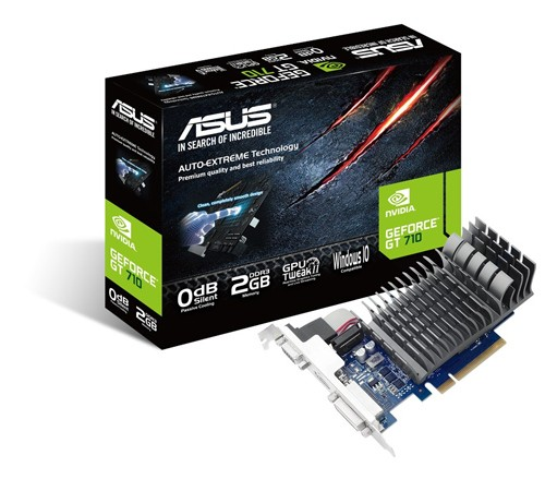 ASUS GT 710 2 GB 954 1800