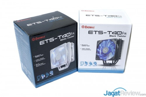 ETS-T40 Fit Black 1