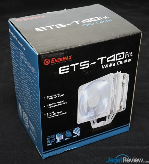 ETS-T40fit White 1