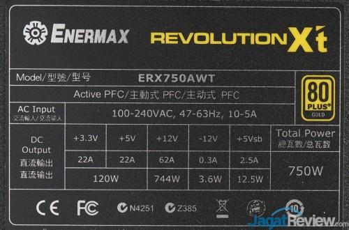 Enermax Revolution XT II 13