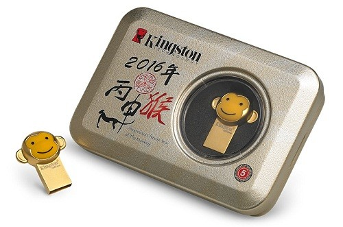 Kingston monkey usb