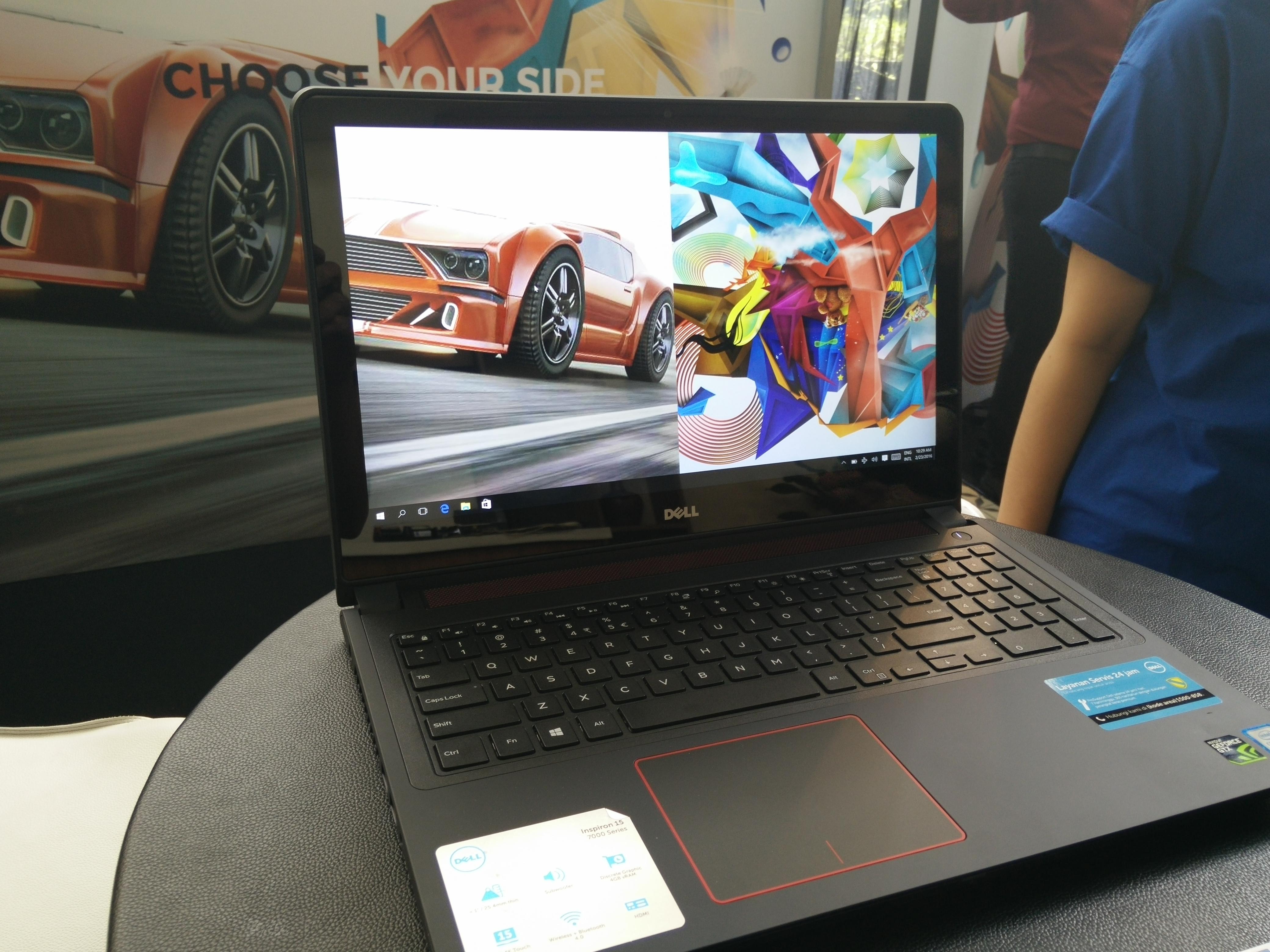 Dell Luncurkan Laptop Baru Untuk Profesional Dan Gamer