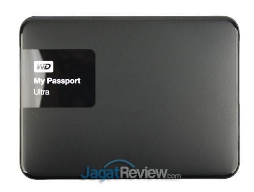 Review HDD Eksternal: WD My Passport Ultra 3TB | Jagat Review