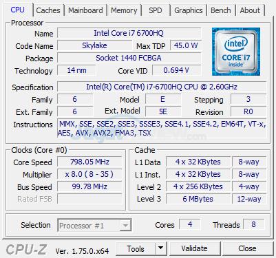 Dell Inspiron 15 7559 CPUZ 02