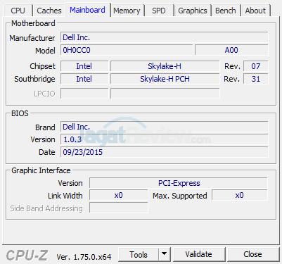 Dell Inspiron 15 7559 CPUZ 03
