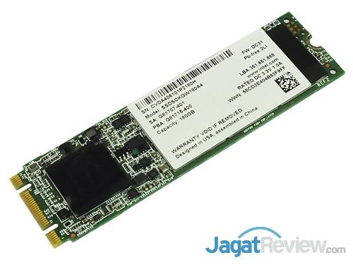 Intel NUC6i3SYK M.2 SSD