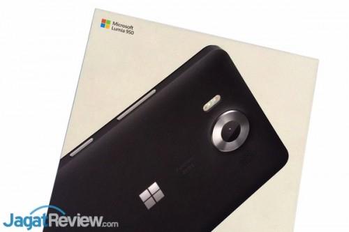 Lumia 950 - Box