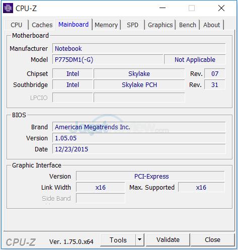 NVIDIA GTX 980 (Notebook) CPUZ 02