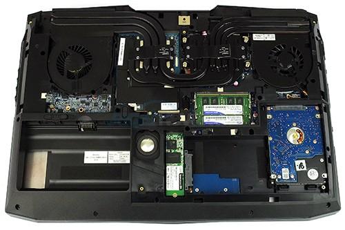 Xenom Hercules HC17S Internal Component