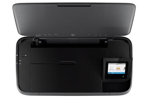 HP Luncurkan Printer/Scanner Mungil OfficeJet 250 Mobile