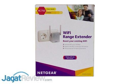 NetGear EX3700 - 01