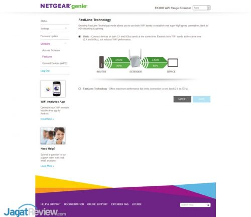 NetGear EX3700 - SS 06