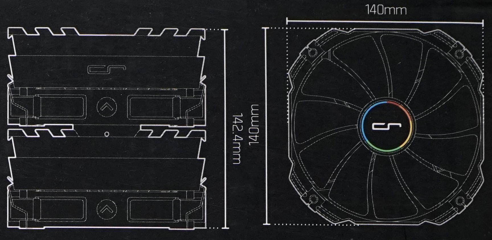 Spesifikasi Cryorig R1 d