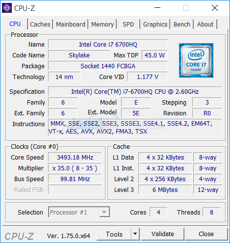 Xenom Pegasus PS15S CPUZ 01