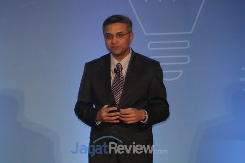 Rahul Patel, Senior VP & GM, Connectivity, Qualcomm Technologies, menjabarkan solusi Qualcomm untuk tantangan yang ada