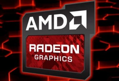 Radeon graph