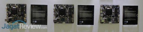 Asus - Motherboard - Mini STX