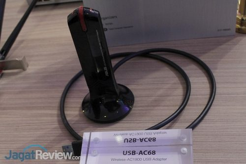 Asus - Networking - USB WiFi AC Adapter
